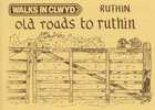 Book cover for Old Roads to Ruthin (Walks Series)