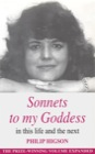 Book cover for Sonnets to my Goddess in this life and the next